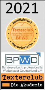 Becky Parsa - zertifizierte Werbetexterin